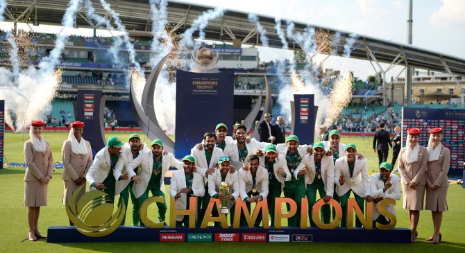 Champions Trophy 2017, Yet another fairytale in Pakistan'sCricket
