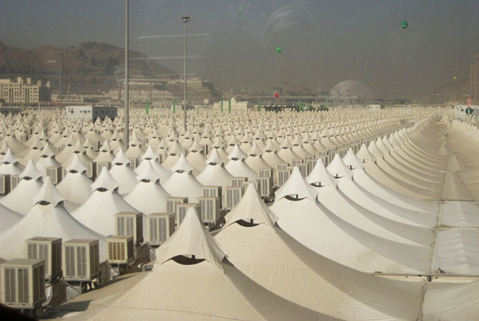 Mina-tents
